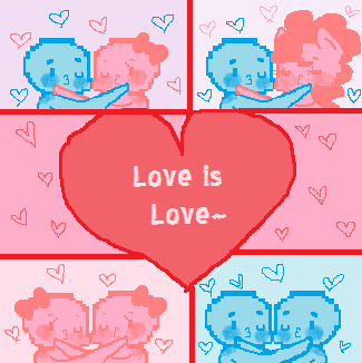 Love Is Love by Ask-MusicPrincess3rd