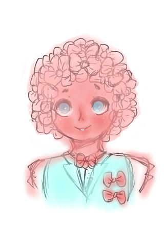 Mofo With A Bow Fro by Ask-MusicPrincess3rd