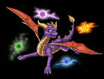 Spyro and The Elements