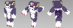 Dorugamon Minecraft Skin by Wyndbain