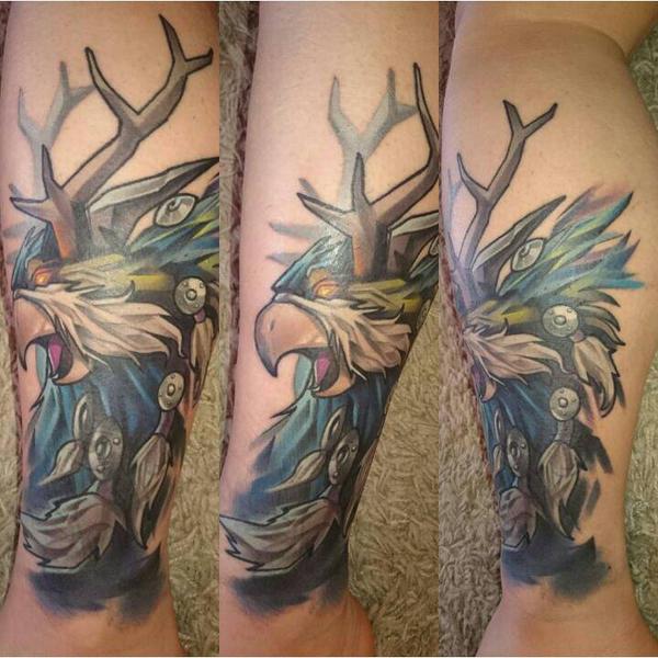 Wow Druid Tattoo Related Keywords Suggestions Wow Druid Tattoo