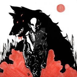 The Dread Wolf Take You