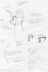 Pony Profile... Tutorial? by Pixel-Penguin-dA