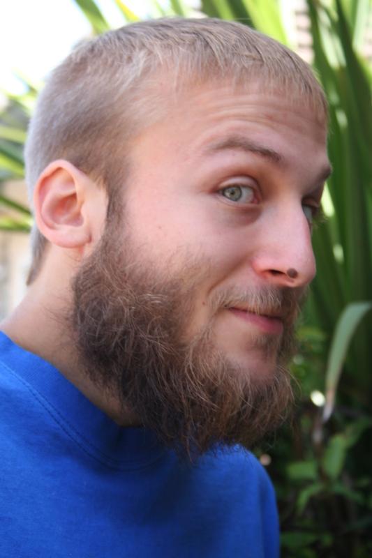 Le Beard by KevinStephens