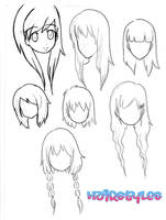 Hairstyles by Nowii