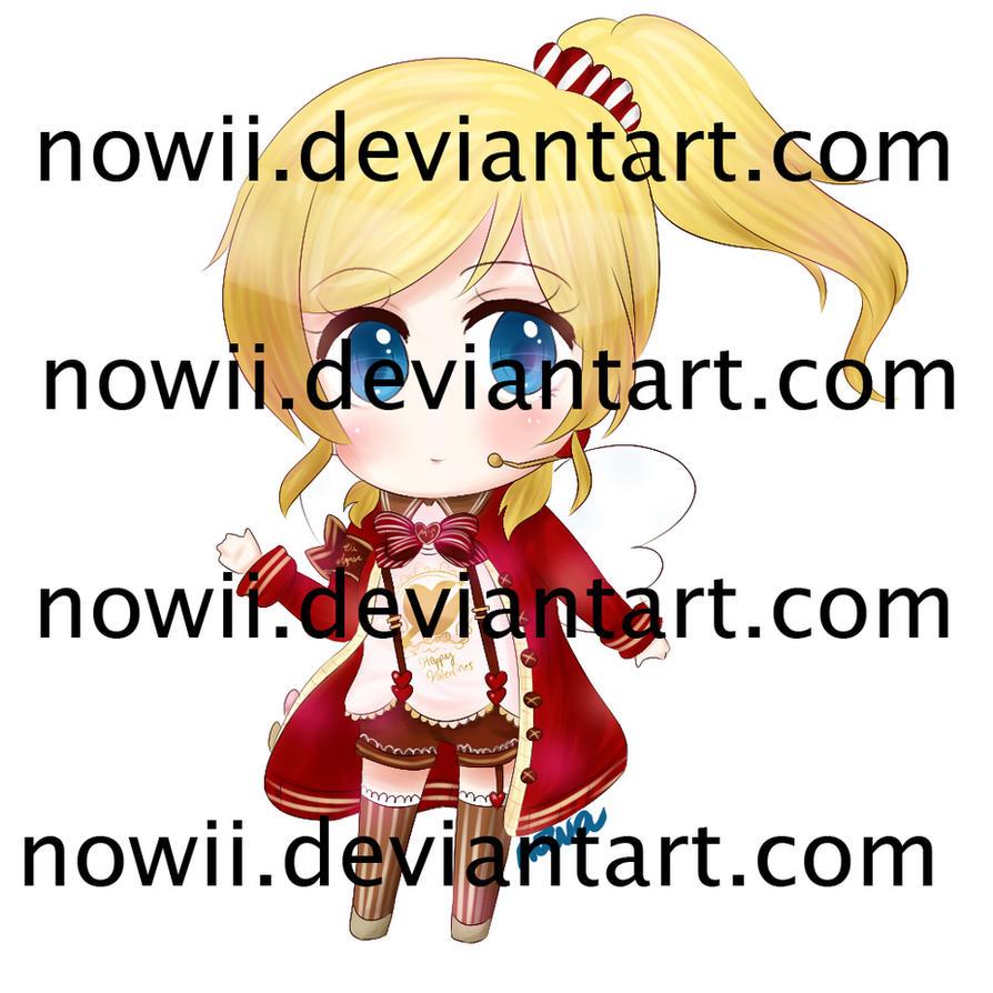 Ayase Eli by Nowii
