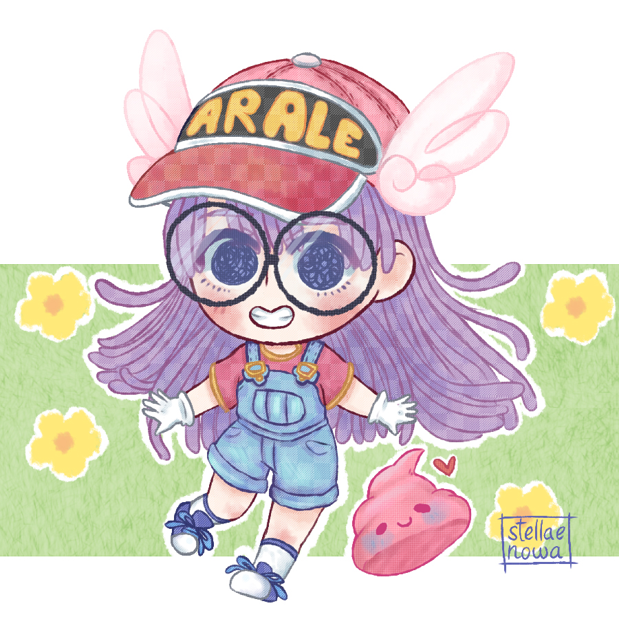 Arale Norimaki By Nowii On DeviantArt
