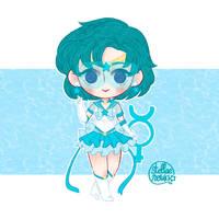 Eternal Sailor Mercury by Nowii
