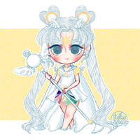 Sailor Cosmos by Nowii