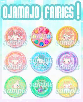 Ojamajo Fairies