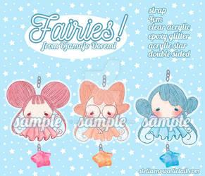 Fairies PREORDER!