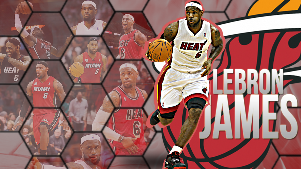 Lebron james wallpaper by keles61tr on deviantart lebron james wallpaper by keles61tr voltagebd Choice Image