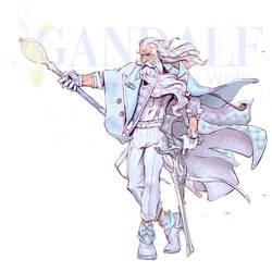 Gandalf fashion