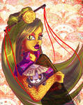 Monster High- Jinafire Long and Chen Stormstout