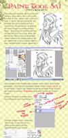 SAI tutorial- Pintura Basica I