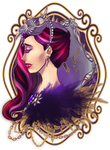 Raven Queen-Nevermore