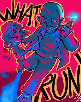 Doctor Who- RUN!