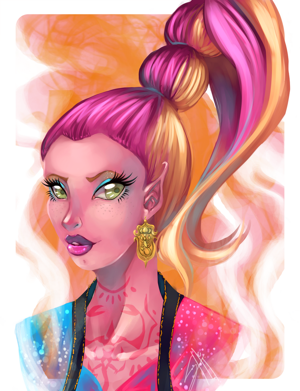 Monster High 13 Wishes By Shichel On Deviantart
