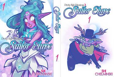 Sailor Elune- No 1 cover by ShiChel