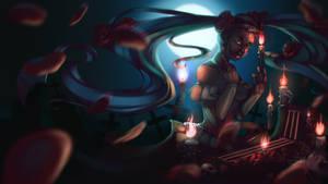 Sona Dia de Los Muertos by ShiChel