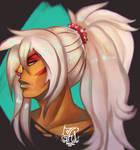 Ponytail Jasper