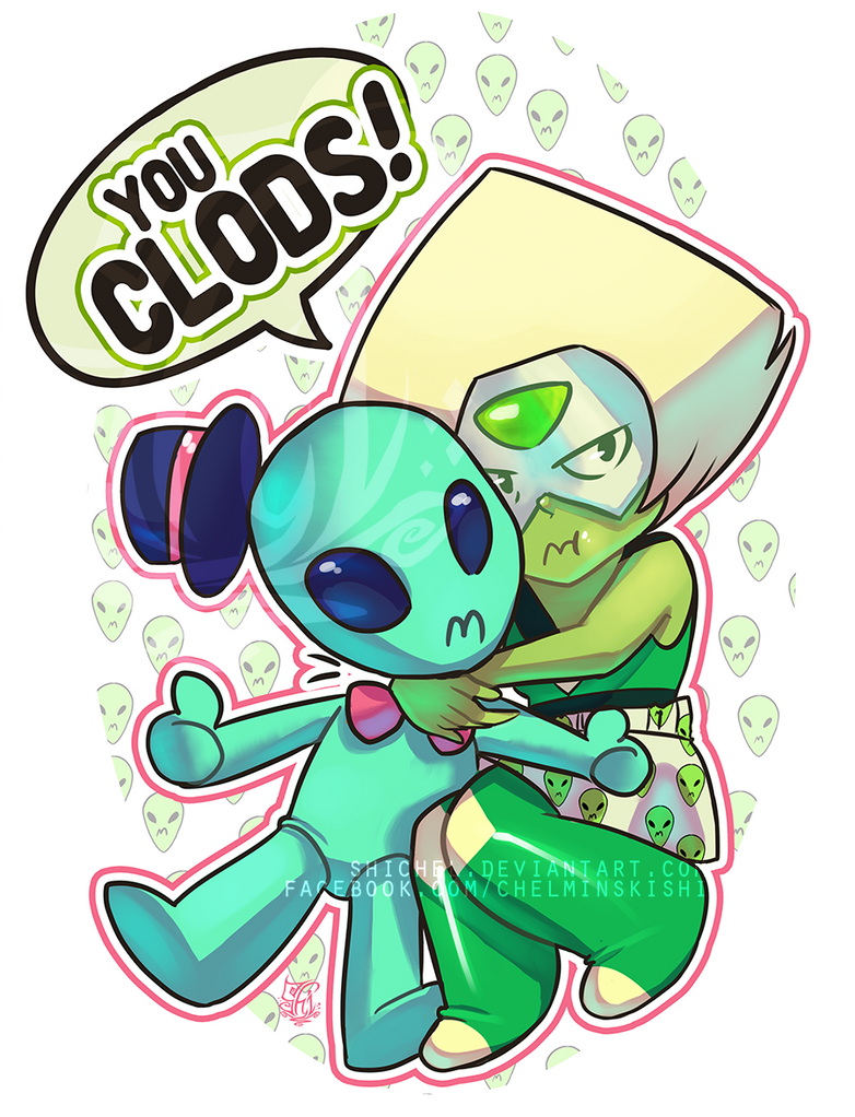 YOU CLODS by ShiChel