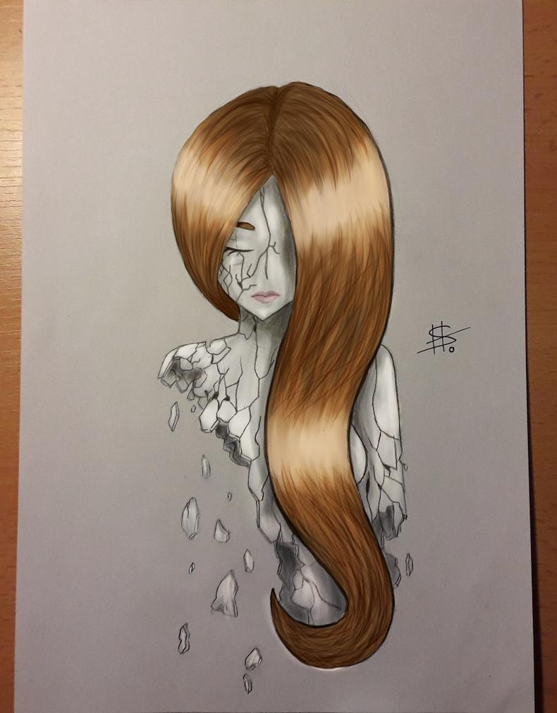Porcelain (Color version) by SarahStoorne