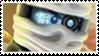[Ninjago] Zane Stamp by SarahStoorne