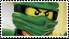 [Ninjago] Loyd Stamp by SarahStoorne