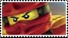 [Ninjago] Kai Stamp by SarahStoorne
