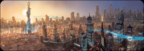 [f2u] Ninjago City#01 by SarahStoorne