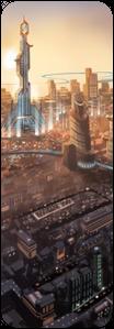 [f2u] Ninjago City #03 by SarahStoorne