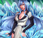 Esdeath - Akame Ga Kill by DancingWithHandsTied