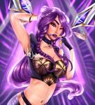 Kai'sa  K/DA League of Legends