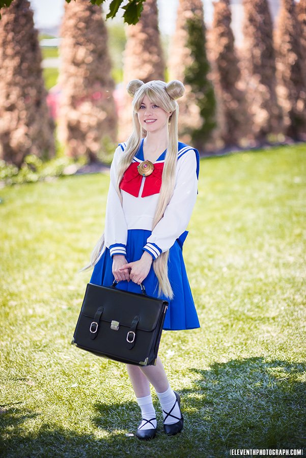 Usagi Tsukino by straywind