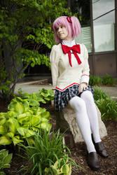 Madoka Kaname School Uniform