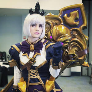 Orphea - Heroes of the Storm Cosplay