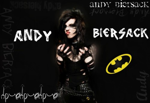 Andy Biersack Wallpaper By Taylor Rebel Yell