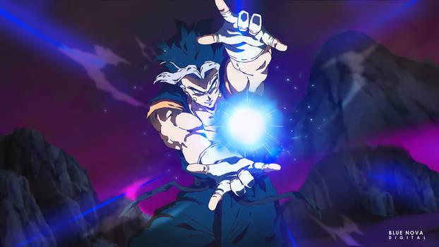 Truten - Ion Blast (New Attack)   Shintani Style