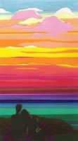 Watching the horizon by randmbeauty