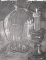 Of candles and glass by randmbeauty