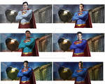 Superman through the Ages