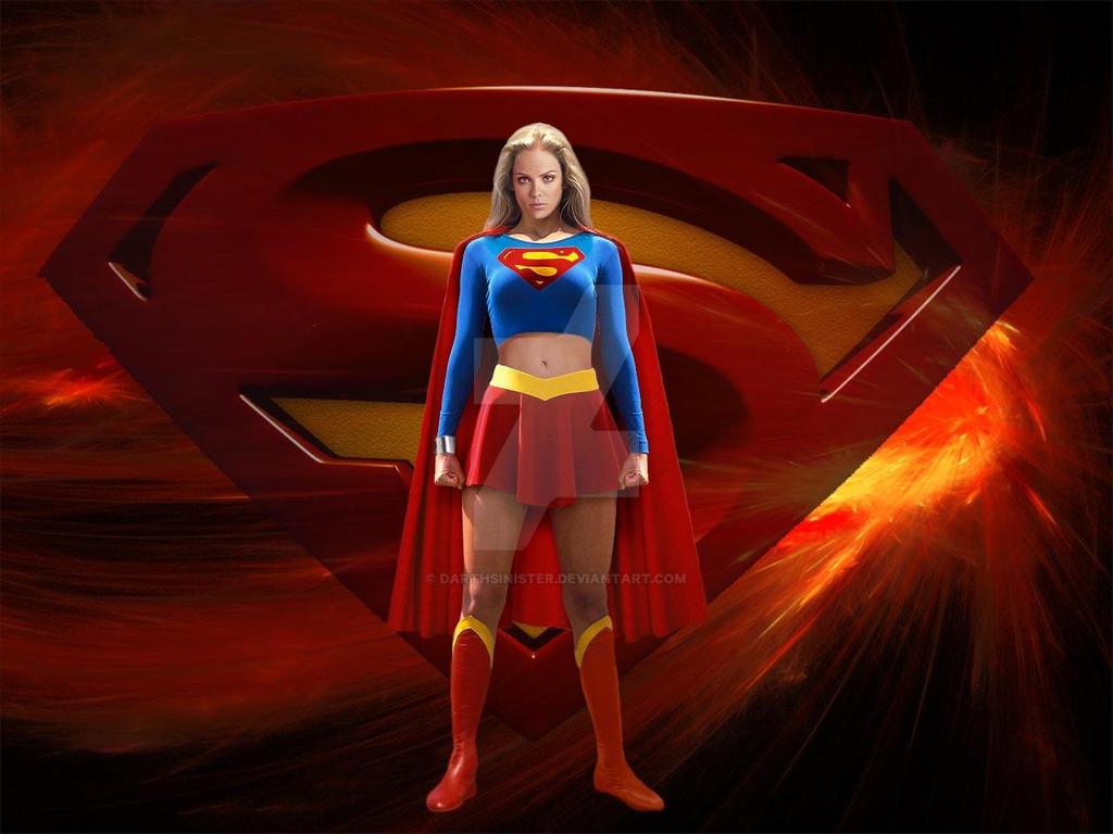 Supergirl by DarthSinister