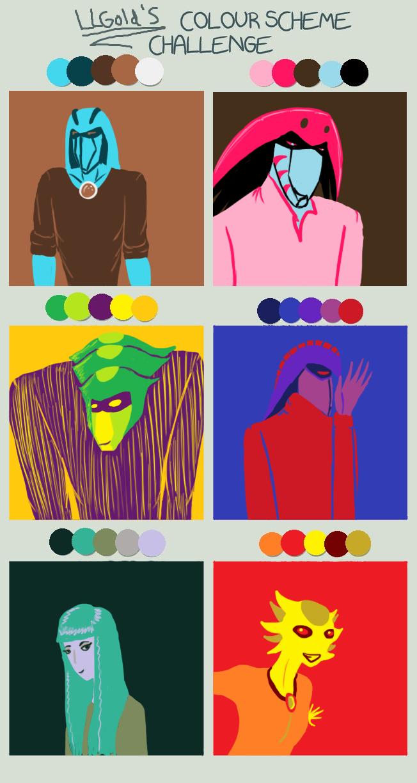 IG: Colour meme by ZeeNovos
