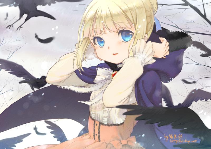 Winter by loli-drop