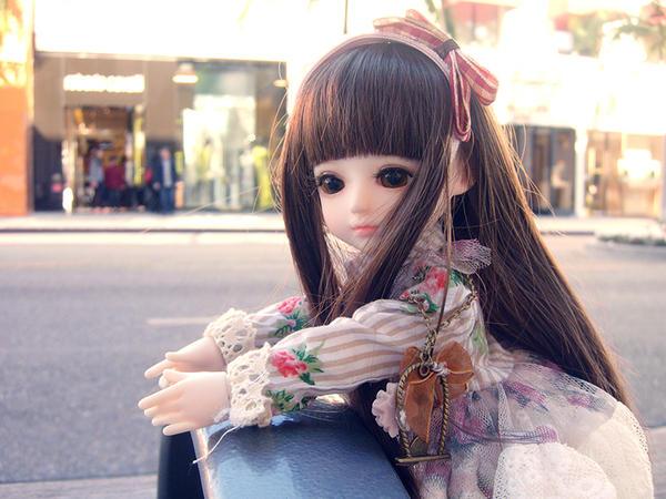 In the street by loli-drop