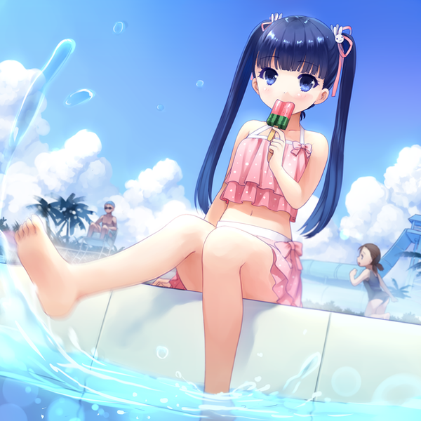 summer by loli-drop