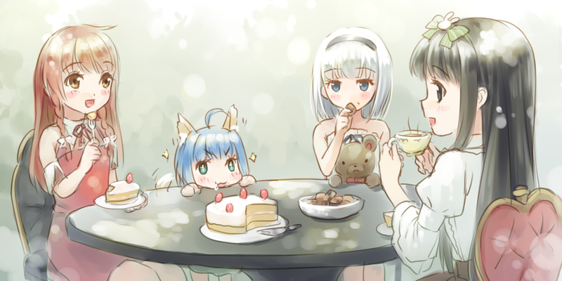 Tea Party by loli-drop