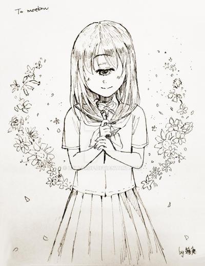 flowers by loli-drop