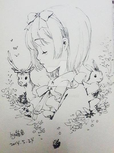 Mori girls by loli-drop